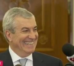 Tariceanu nu a avut contacte cu PNL, dar se declara de acord cu Basescu