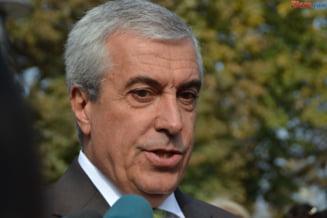 Tariceanu nu-i de acord cu strategia de aparare a lui Iohannis - i-ar lua din putere lui Ponta