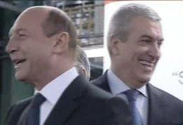 Tariceanu nu mai pleaca impreuna cu Basescu, la Bruxelles
