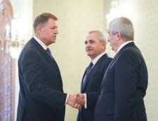 Tariceanu nu merge la Cotroceni ca sa apere onoarea premierului. Dancila insa se va duce