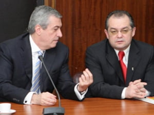 Tariceanu profita de rezultatul PNL si il ataca pe Antonescu