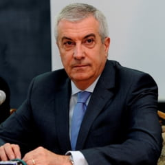 Tariceanu promite ca va amplasa Columna lui Traian in Piata Victoriei, daca va castiga alegerile