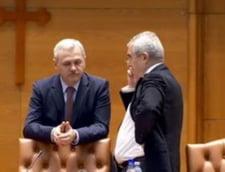 """Tariceanu si Dragnea sesizeaza CCR """"impreuna, dar separat"""" in cazul lui Lazar si Kovesi"""