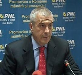 Tariceanu si Saftoiu conduc grupul deputatilor PNL