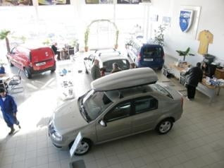Tariceanu si Vladescu: Piata auto din Romania se va stabiliza in 2011