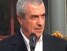 Tariceanu si Voinescu s-au ironizat pornind de la subiectul datoriilor Rompetrol