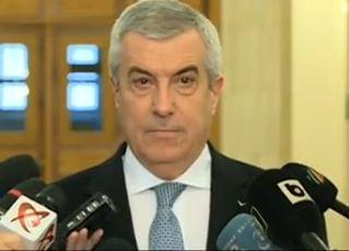 Tariceanu vrea 4 ministere: Iata ce portofolii vizeaza in Guvern - surse (Video)