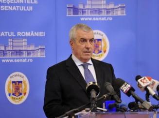 Tariceanu vrea ca Parlamentul sa adopte o declaratie in care critica dur CSM si pe Iohannis, Dragnea se codeste - UPDATE
