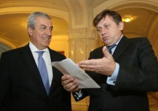 Tariceanu vrea din nou in PNL - Reactiile liberalilor si social democratilor (Video)