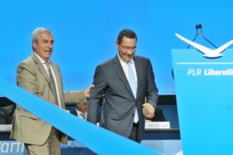 Tariceanu vrea ministri PLR: Ne gandim la Finante, Transporturi, Economie, Educatie, Cultura