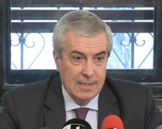 Tariceanu vrea prezidentiale la termen si vot in PNL pentru stabilirea candidatului