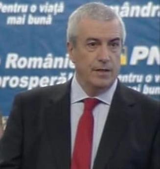 Tariceanu vrea un nou mandat de premier