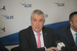 Tariceanu zice ca ALDE sustine propunerile PSD la CCR si indeamna la boicotarea referendumului pentru Justitie