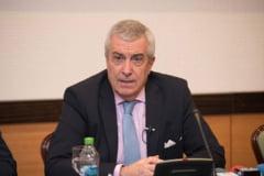 Tariceanu zice ca are forma finala a rezolutiei UE pentru Romania si ca au fost scoase protocoalele