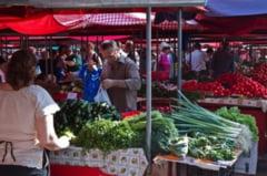 Tarife noi in pietele agroalimentare din Iasi: Iata cat vor plati comerciantii pentru inchirierea tarabelor