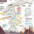 Tarifele pentru fiecare autostradă din Grecia. Harta completă și modul de plata la fiecare punct de taxare FOTO