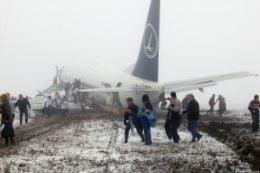 Tarom, dat in judecat de pasagerii zborului ratat din 2007