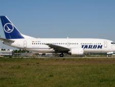 Tarom nu zboara marti spre si dinspre Munchen, Bruxelles, Frankfurt, Paris si Londra
