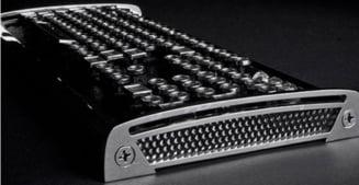 Tastatura de lux, in stilul steampunk (Galerie foto)