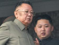 Tata si fiu, Kim Jong Il impreuna cu Kim Jong Un