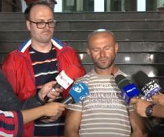 Tatal Alexandrei confirma ca a participat la perchezitii, dar nu a fost pus sa sparga usi. Ce mesaj are pentru Gheorghe Dinca