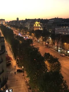 Tatal criminalului de pe Champs Elysees a fost si el arestat