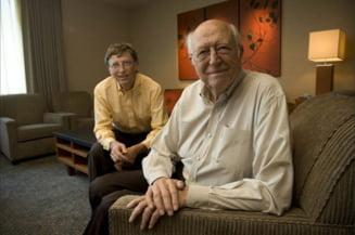 Tatal lui Bill Gates: Bogatii platesc taxe prea mici