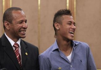 Tatal lui Neymar rupe tacerea: Am primit bani de la Barcelona