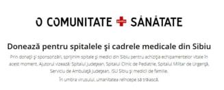 Tataru a mers la Sibiu si a laudat autoritatile pentru stocurile facute din donatiile oamenilor. ONG: E urat si meschin!