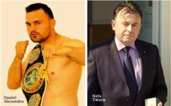 Tataru l-a bagat in corzi pe vicele luptator de la Banca, dar a fost facut KO!