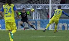 Tatarusanu, meci de senzatie cu mari interventii in Serie A