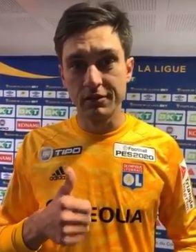 Tatarusanu, omul meciului la Lyon: Prima reactie a capitanului Romaniei