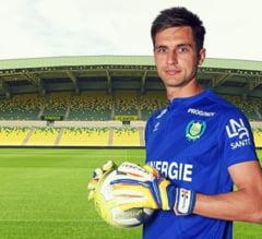 Tatarusanu, ridicat in slavi in Franta dupa debutul in Ligue 1