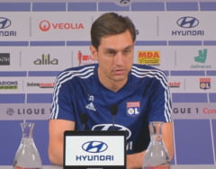 Tatarusanu a primit gol si in al doilea sau meci pentru Lyon