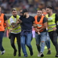 Tatarusanu cere pedepsirea fanilor care au provocat incidente la meciul Romania - Spania