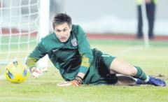 Tatarusanu poate pleca in iarna de la Steaua, care are o solutie de inlocuire