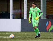 Tatarusanu s-a accidentat la spate si nu va mai evolua pentru Olympique Lyon in meciul cu PSG