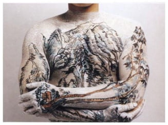Tatuajul si fata lui necunoscuta
