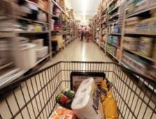 Tavan prabusit la Carrefour, in Vitan (Video)