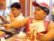 "Taxa ""fast food"" din Romania, in atentia presei internationale"