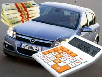 Taxa auto scade cu pana la 25%