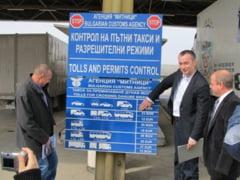 Taxa de pod Ruse-Giurgiu pentru masini, redusa la 2 euro