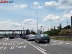 Taxa de pod de la Fetesti poate fi platita la inca doua lanturi de benzinarii