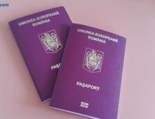 Taxa pentru pasaport va putea fi platita la automate din doua mall-uri din Bucuresti