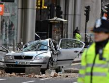 Taximetrista ucisa de furtuna, in centrul Londrei