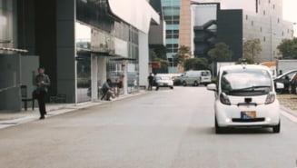 Taxiurile care se conduc singure, testate deja