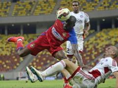 Teapa marca Steaua: Un jucator refuzat de Becali e noua senzatie a Europei