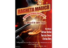 "Teatru la granita magiei! ""Maria Filotti"" transmite online spectacolul ""Bageta Magica"""