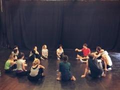 Teatrul National din Craiova cedeaza scena... dansului contemporan