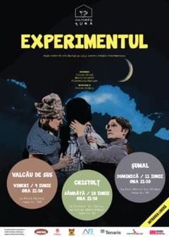 Teatrul ajunge si anul acesta gratuit in casele romanilor din Transilvania